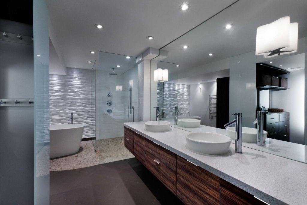 1 Master Bathroom