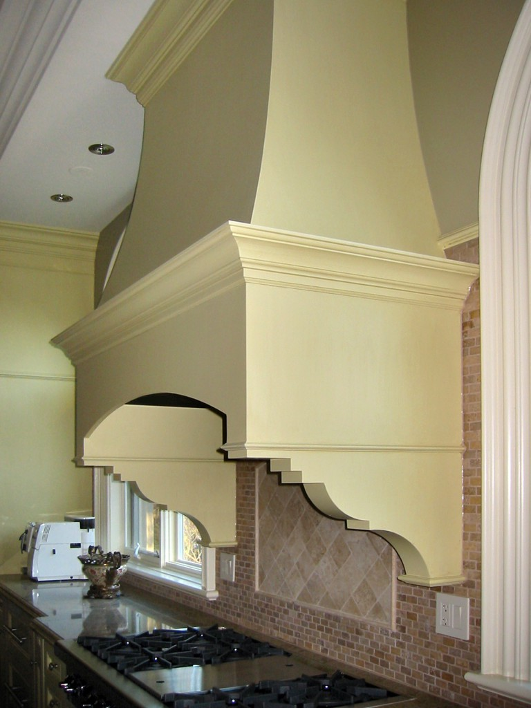1. Bridlepath Kitchen Range Hood