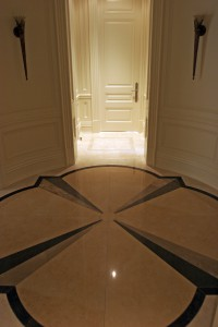 Great Foyer and Gallery Floor Detail