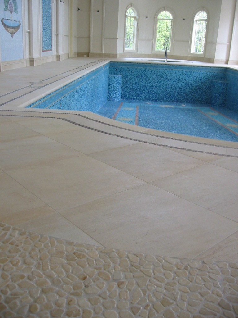 Indoor Pool Floor Detail
