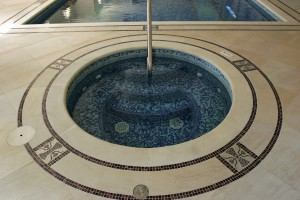 Indoor Pool Whirlpool